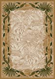 Cheap Milliken TOP 30 Montego Area Rug Linen/5'4″ x7'8/Rectangle/Nylon/Beige