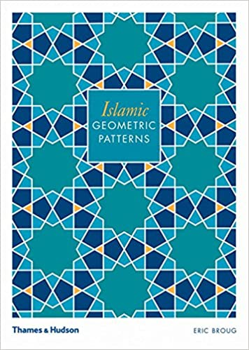 Islamic Geometric Patterns (Book & CD Rom): Amazon co uk: Eric Broug