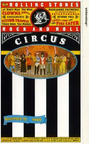 The Rolling Stones Rock and Roll Circus [VHS]