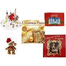 Christmas Fun For Everyone Gift Bundle [5 Piece] - Holiday Decor - Accessories - Gift Items - Item No. dbund-xmas-1970