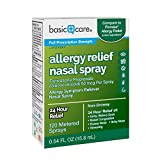 Amazon Basic Care Allergy Relief Nasal
