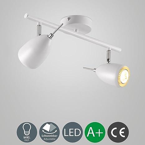 Retro Industrial Wall Spots Proyectores de techo LED Proyector de ...