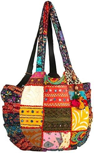 Tribe Azure Colorful Handmade Shoulder product image