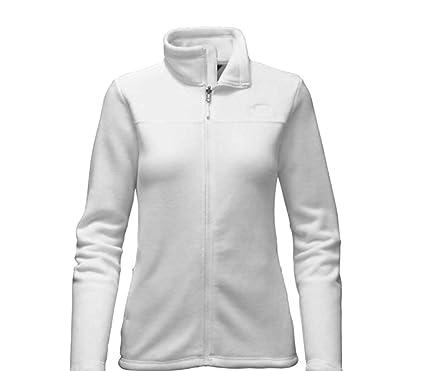 67b86c316 The North Face Women Tundra 300 Full Zip Fleece Vintage White at ...