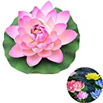 Cupcinu-Fake-Flower-Lotus-Pond-Decoration-Lotus-Water-Lily-Simulation-Plant-Eternal-Flower-Artificial-Lotus-Wedding-Party-Decoration-10cm