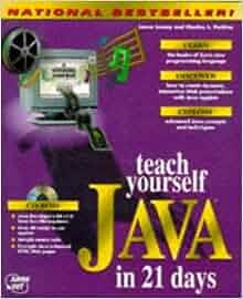 Teach Yourself Java In 21 Days  Sams Teach Yourself