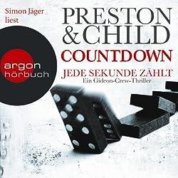 Countdown: Jede Sekunde zählt (Gideon Crew 2)