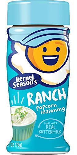 Kernel Season's Popcorn Seasoning, Ranch, 2.7 Ounce (Pack of 6)