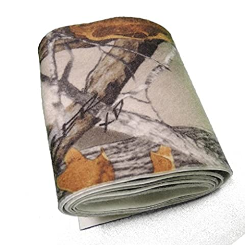 Camouflage Tape Roll ROLL Silencing Micro Fleece Material 3-3/4