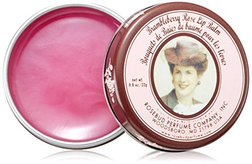 Rosebud Brambleberry Rose Lip Balm - 9