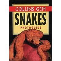 Snakes (Collins Gem Photoguide) (Gem Photoguide S.)