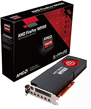 Amazon.com: Sapphire AMD FirePro W9100 16 GB GDDR5 6 Mini ...