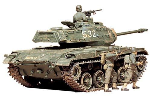 - Tamiya TAM35055 1/35 US M41 Walker Bulldog