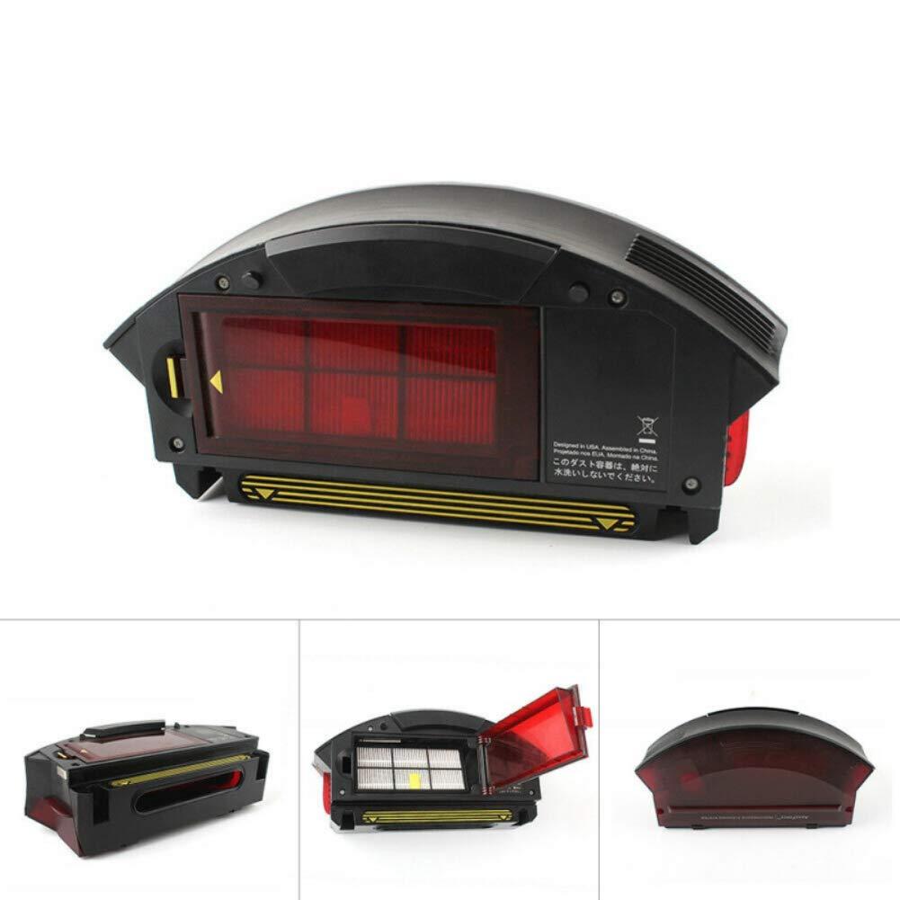 Jazmy for IRobot Roomba 800 900 Series 870 860 880 885 960 980 Accessory Dust Box Bin by Jazmy