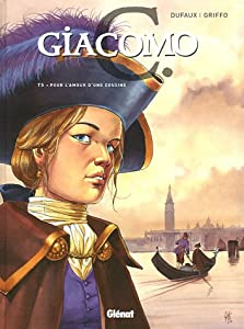 """Afficher """"Giacomo C. n° 5 Pour l'amour d'une cousine"""""""