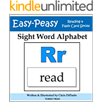 Sight Word Alphabet - Practice One High-Frequency Word Per Letter And Learn to Read!