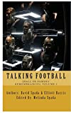 img - for Talking Football Hall of Famers' Remembrances Volume 2 book / textbook / text book