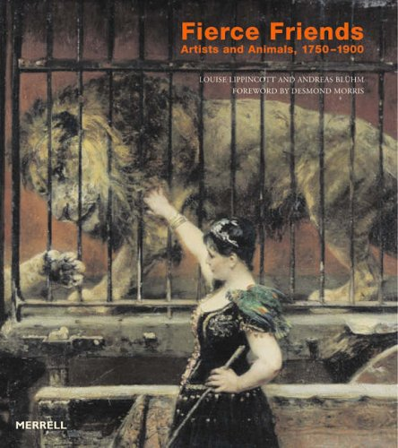 Download Fierce Friends: Artists And Animals, 1750-1900 ebook
