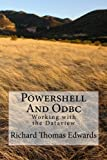 Powershell And Odbc: Working with the Dataview