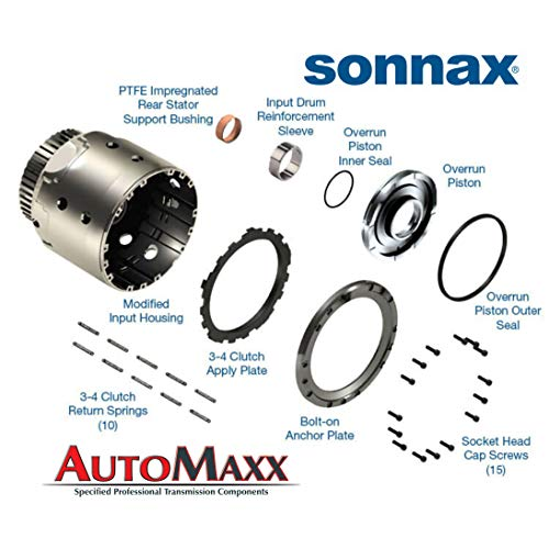 Sonnax GM 700R4 Sun Gear Smart Shell Race Torrington 4L60 4L60E 4L70E 4L65E 4L75E Transmission