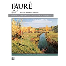 Faure - Dolly Suite: For One Piano, Four Hands