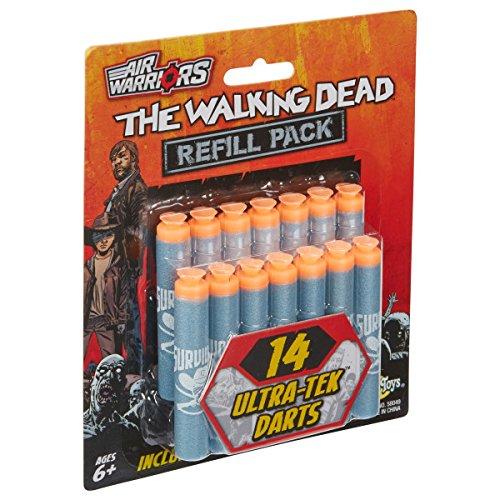 Buzz Bee The Walking Dead 14 Ultra TEK Long Distance Dart Refill ()