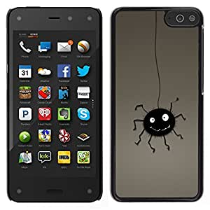 LECELL--Funda protectora / Cubierta / Piel For Amazon Fire Phone -- Bug divertido --