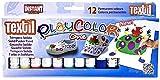Jack Richeson Playcolor Textil Paint Sticks - Set of 12 1 pcs sku# 1873953MA