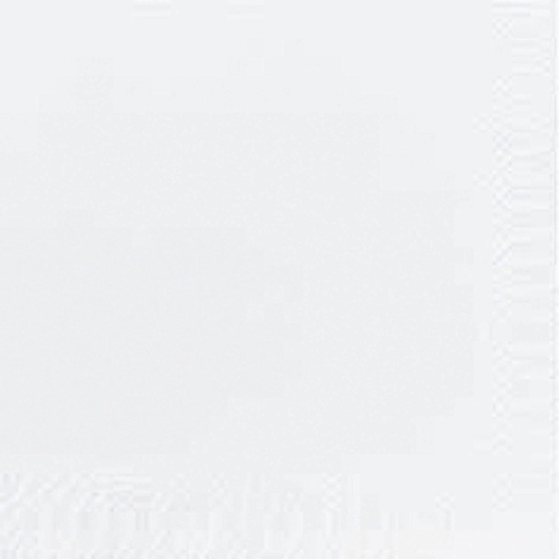 Duni 214018 Servietten Zelltuch wei/ß