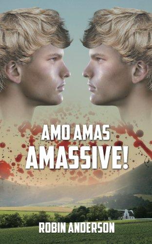 book cover of Amo Amas Amassive!