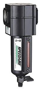Speedaire, 4ZL37, Compressed Air Filter, 250 psi, 55 cfm