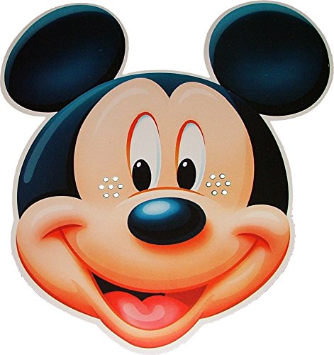 Mickey Mouse Mask - 3
