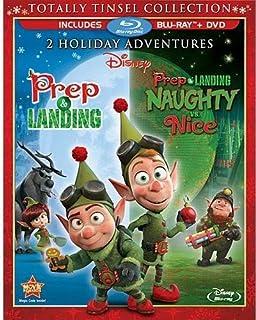 prep landing prep landing naughty vs nice totally tinsel collection - Arthur Christmas Dvd
