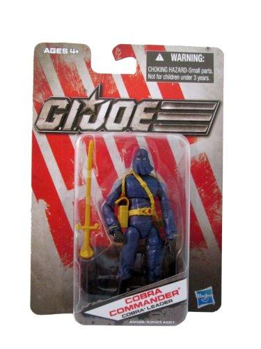 G.I. Joe Exclusive Action Figure, Cobra Commander Leader, Blue -