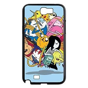 Samsung Galaxy Note 2 N7100 Phone Case Adventure Time Gk3733