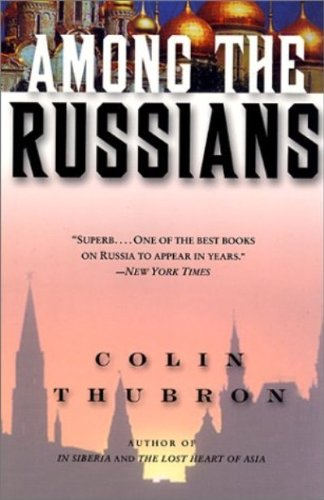 Among the Russians cover