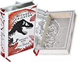 upright archival storage - Real Hollow Book Safe - Jurassic Park: The Lost World by Michael Crichton (Leather-bound) (Magnetic Closure)