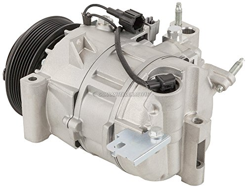 AC Compressor w// A//C Drier For Infiniti G35 G37 M35