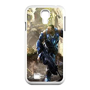 Samsung Galaxy S4 I9500 Csaes phone Case Gears of War ZZJQ91728