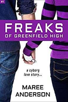 Freaks of Greenfield High by [Anderson, Maree]