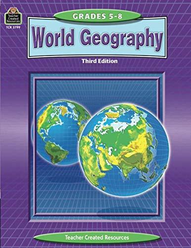 - World Geography (Teacher Created Materials)