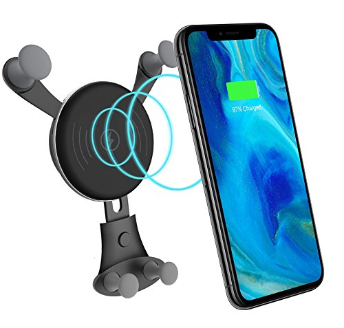 These Are The Best Wireless Phone Charging Car Mounts 2018