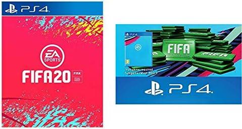 FIFA 20 - Edición Estándar + FIFA 20 Ultimate Team - 4600 FIFA ...