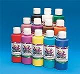 8-Oz. Color Splash! Washable Tempera Paint (Pack of 12)