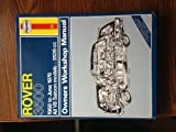 Haynes Rover 3500 Owner's Workshop Manual, 1968-1976, Haynes, J. H. and Barge, C. D., 0856964980