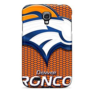 Premium Galaxy S4 Case - Protective Skin - High Quality For Denver Broncos