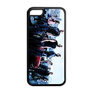 iPhone 5c Case - Fast & Furious 7 iPhone 5c TPU Designer Case Cover Protector Kimberly Kurzendoerfer