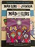 img - for Lot of 2 Mad Libs World's Greatest Word Game Summer Fun Junior & Dance Mania 2004 2009 book / textbook / text book