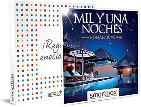 Smartbox Mil y una Noches románticas Caja Regalo, Adultos Unisex, estándar: Amazon.es: Deportes y aire libre