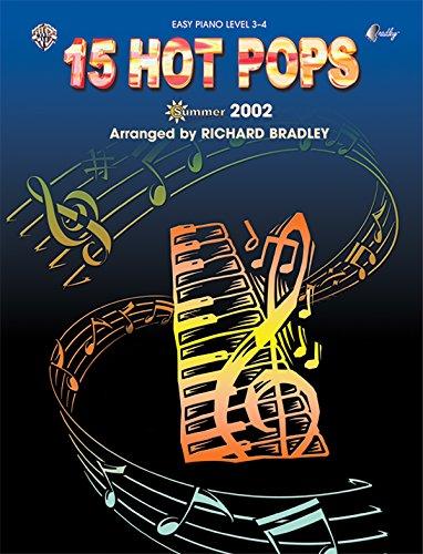 15 Hot Pops: Summer 2002 (15 Hot Pops)